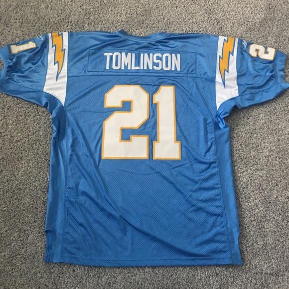 90s Authentic Ladainian Tomlinson Jersey
